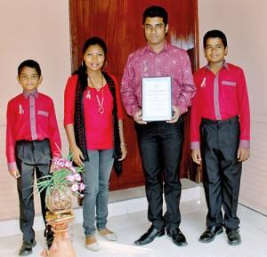 Rukshan and his Team