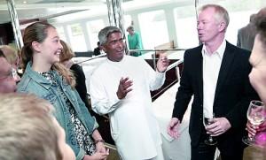 Beau Greig and Bandula Jayasekera