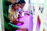 Lanka's handlooms  to weave a storm
