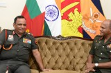 Indian Army Southern Command holds formal talks with Army Commander