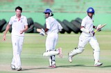 Lankan openers keep pace with English Lions