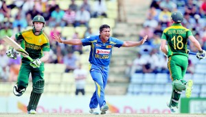 The South Africans will make a tour of Sri Lanka in July, but, what would the FTP hold for Sri Lanka  in the long run - File pic