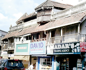The dilapidated Girigama Walauwa will be restored to its old glory