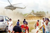 Tourism, dust storms and damage at Aluthgama