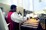 Glorious sounds for the STC chapel