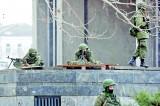 Pro-Russian forces tighten grip on Crimea