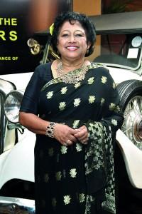 Archt President Chitra