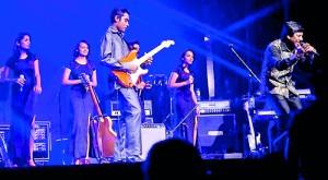 Rukshan Karunayake in Concert with Rukshan Perera in Colombo