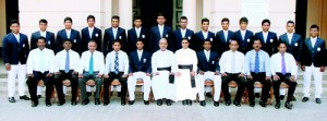 St. Joseph's Team