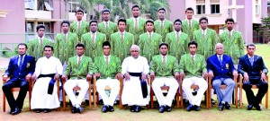 St. Sebastian's Team