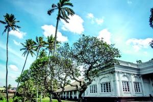 Landmark building: Whist bungalow.  Pic by Ruvin de SIlva,  courtesy Colomboscope