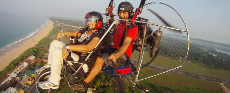 First ever skydiving venture to be launched