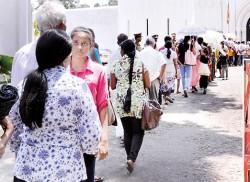 Freedom to enter Bogambara prison