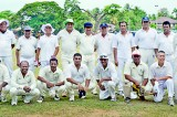 Maris Stella old boys in exciting win