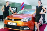 MG cars return to Sri Lanka