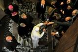 'Stop doing evil,' pope tells mafia