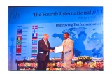Sri Lankan-born Engineer receives prestigious  international award for Bridge Construction