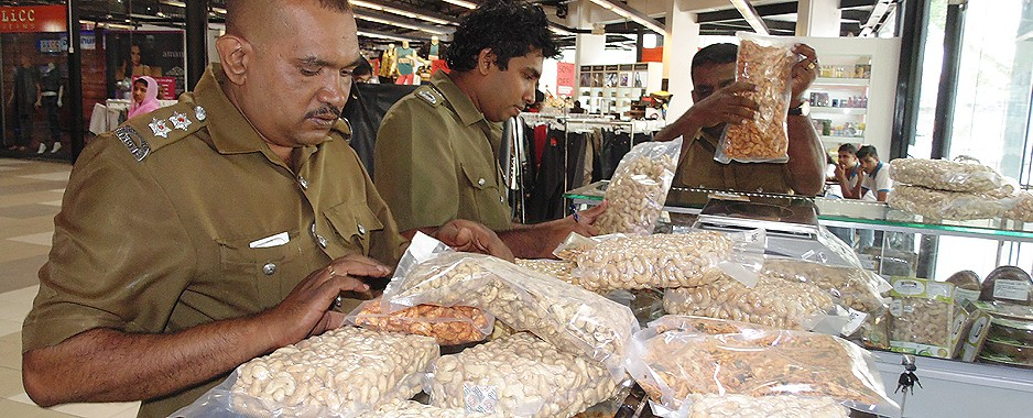 Tipoffs see rise in seizures of contaminated food