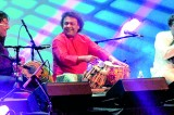 The boy who picked up the tabla now a master of it