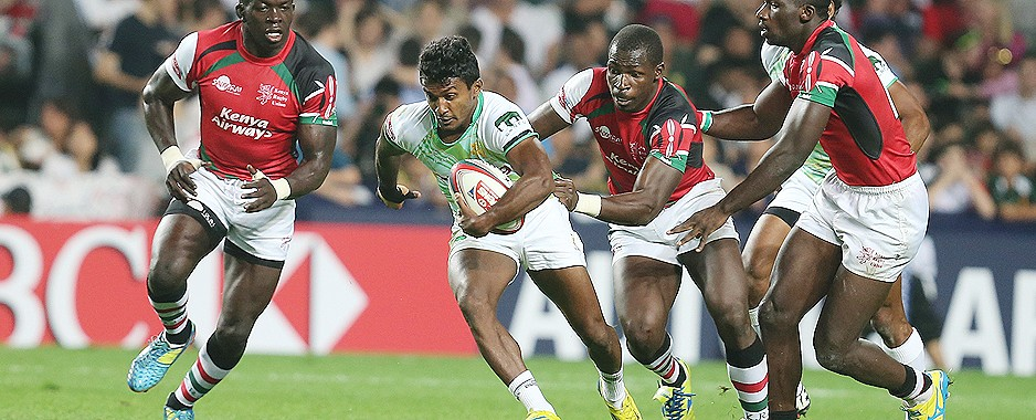 Lanka see some support in face of Sevens fire