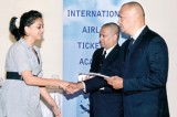 Awards ceremony of IATA
