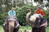 'SENKVELD' team in Sri Lanka