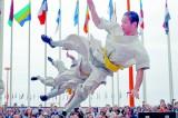 "Chinese Buddhist temple forms ""anti-terrorist"" squad"