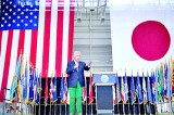 US seeks to reassure Japan amid Europe crisis fallout