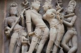 The sacred and sensuous in Indian art