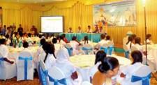 MRH celebrates World Water Day 2014