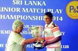 Prashan takes Rukmani Kodagoda Trophy