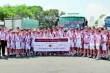 Stamford School tours Sri Lanka