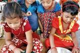 Little Angels Avurudu Festival