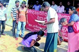 For protesting students, cause is bigger than Avurudu