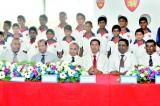 SSC Cricket Bash gets underway