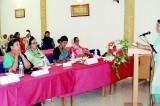Islamic Women's Day seminar