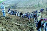 Afghan landslide: Over 2,000 people buried under mud up to 100 metres