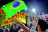 Brazil: Football versus freedom