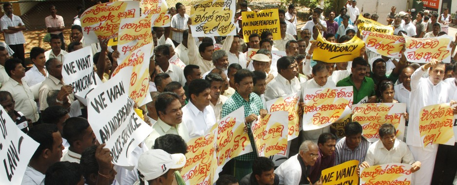 Hambantota  incident: UNP wants action