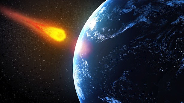 Chance of Asteroid Hitting Earth - Pics about space