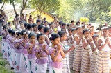 Rammalkanda Primary School Avurudu celebrations