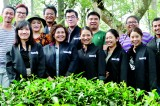 Thai media delegation visits Mlesna in SL