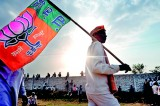 India election campaign ends with clashing visions