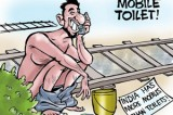 Open defecation: India tops the list
