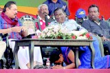 Deadly virus attacks parliamentarians