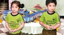 Annual Exhibition of Asian International Montessori