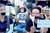 Opposition to Thai coup simmers