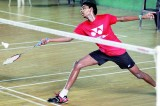 Chance to catch the shuttlers coach