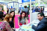 Sri Lankan promotion  at the IMEX MICE fair