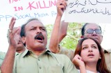 Four arrested in Pakistani woman bludgeoning case